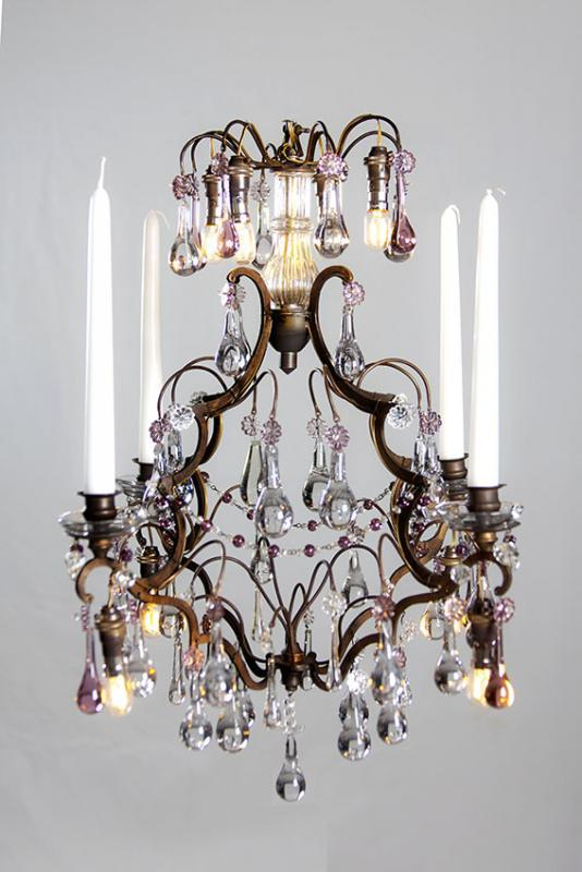 Small antique French chandelier - Small Antique French Chandelier Fineantiquechandeliers.com