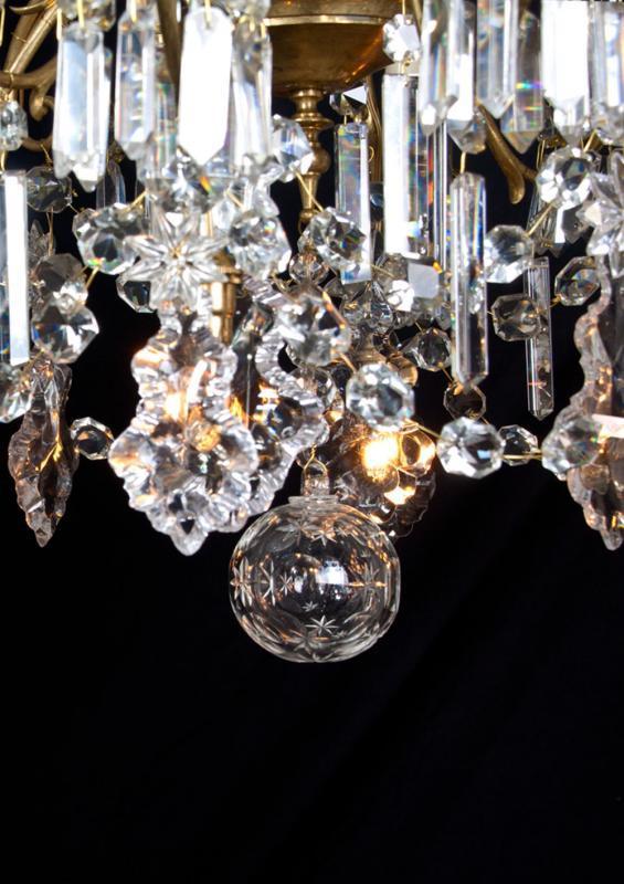 Baccarat kristallen kroonluchter