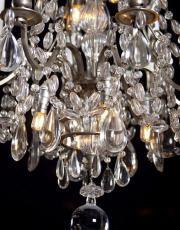 Antique chandelier Marie Antoinette style