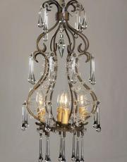 Italian antique chandelier