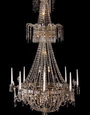 Grosser antiker Perlentasche aus Frankreich