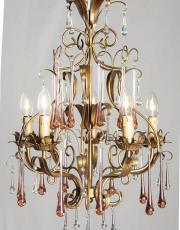 Italian vintage chandelier