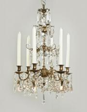 Baccarat luster