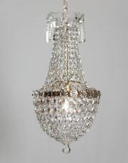 Französische kristallene 30ern Jahre Perlentasche