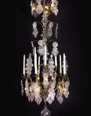 Gothic revival 19th century chandelier
