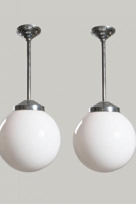 melkglazen design lampen art deco