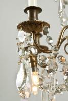 Baccarat kristallen antieke kroonluchter