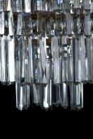 grote kristallen sac a perles jaren 30 uit italië